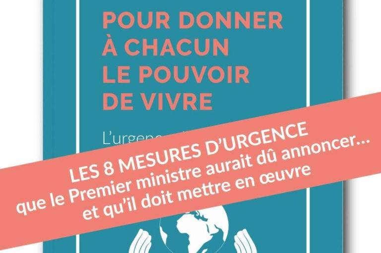 Pacte du Pouvoir de Vivre: December 3 in Nancy