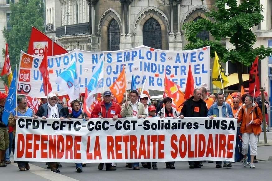retirement and solidarity