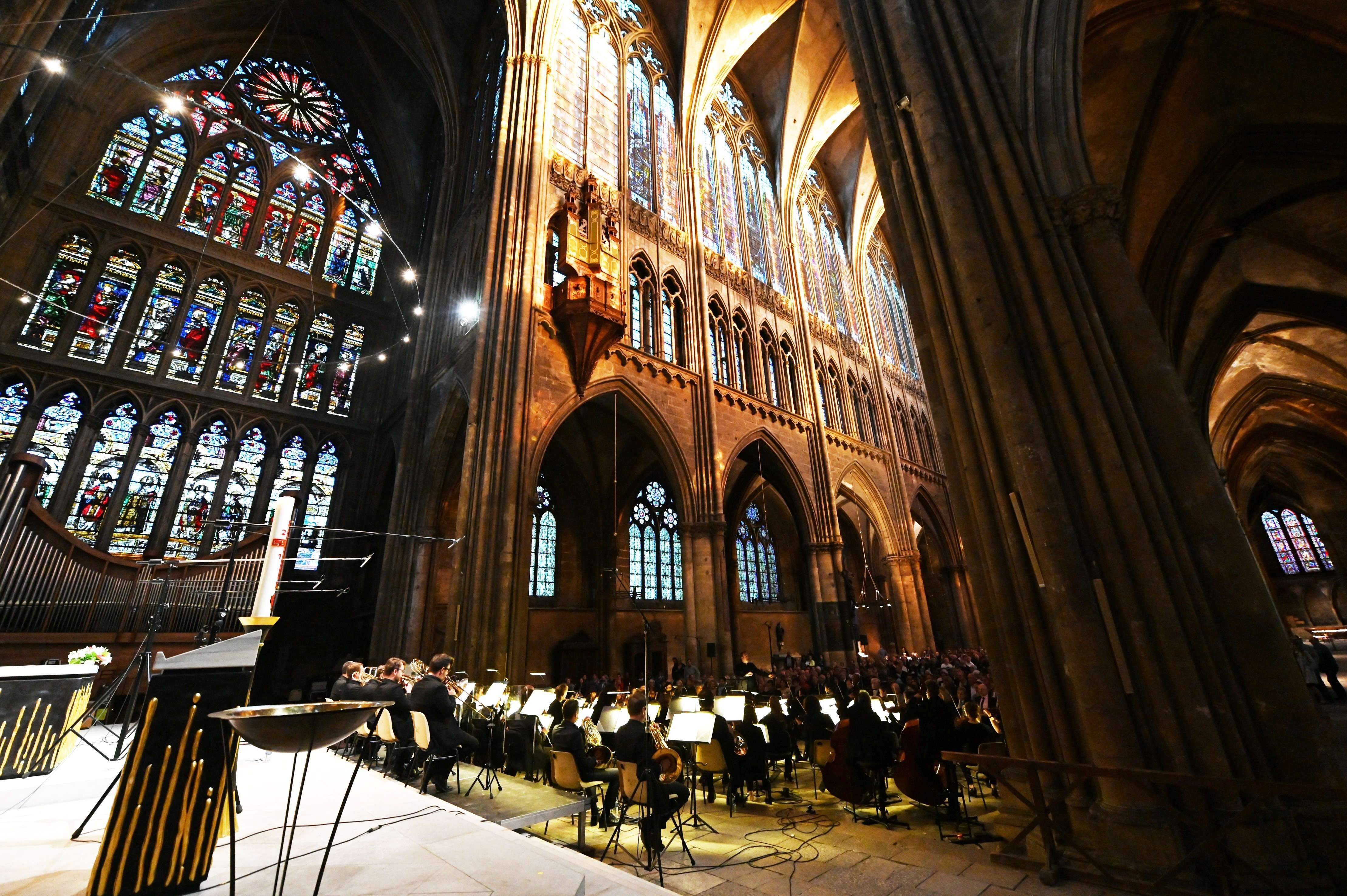 Cathedral Jubilee Concert-Programme