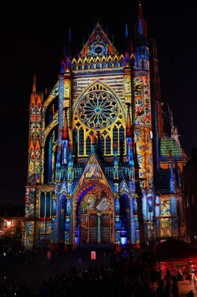 Illumination-of-the-cathedral-a-spectacle-extraordinary-photo-city-of-Metz