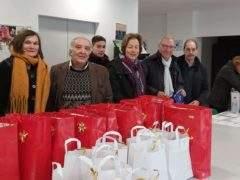 Les Petits Frères des Pauvres de Nancy prepares Christmas meals and parcels