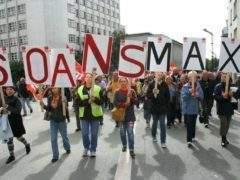 Pension reform in France provokes strikes and demonstrations