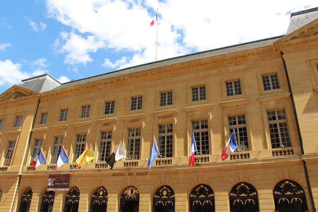 Metz City Hall (Flickr)