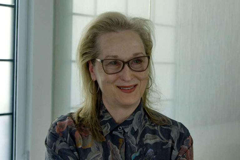 """""""The situation can only change when the men take a stand,"""" says Meryl Streep."""