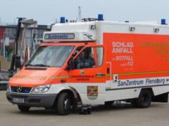 German Ambulance (wikimedia Commons)