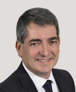 Jean Rottner président of Grand Est
