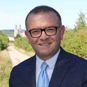 Luc BINSINGER Maire de St Nicolas de Port (54)