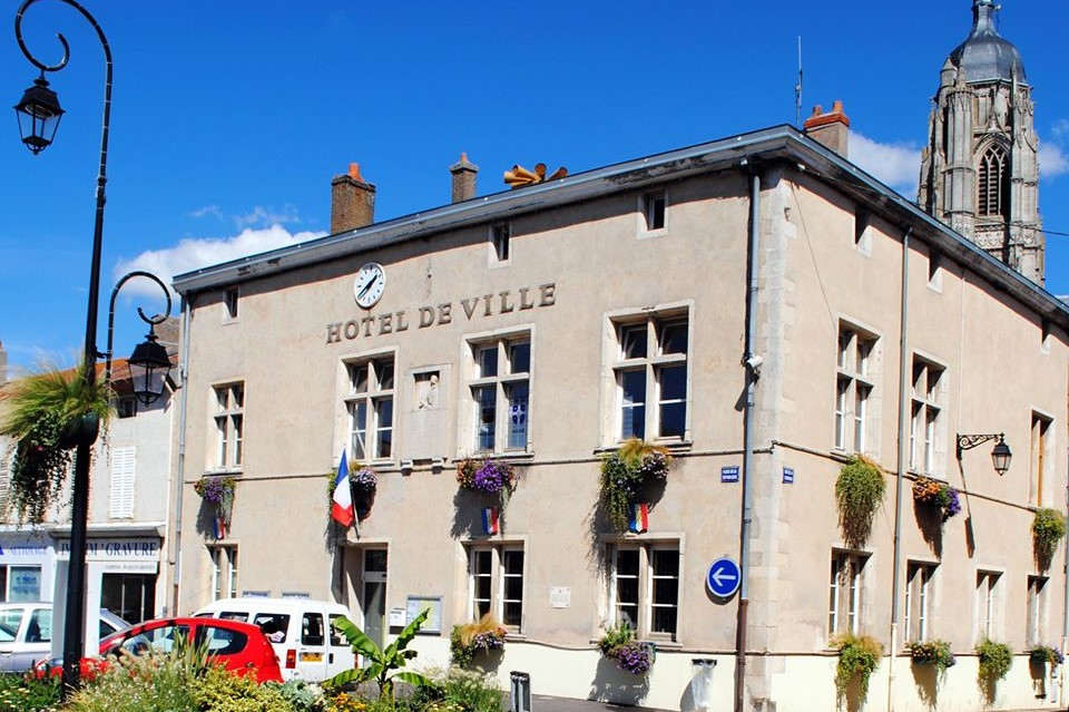 City of St Nicolas de Port (54)