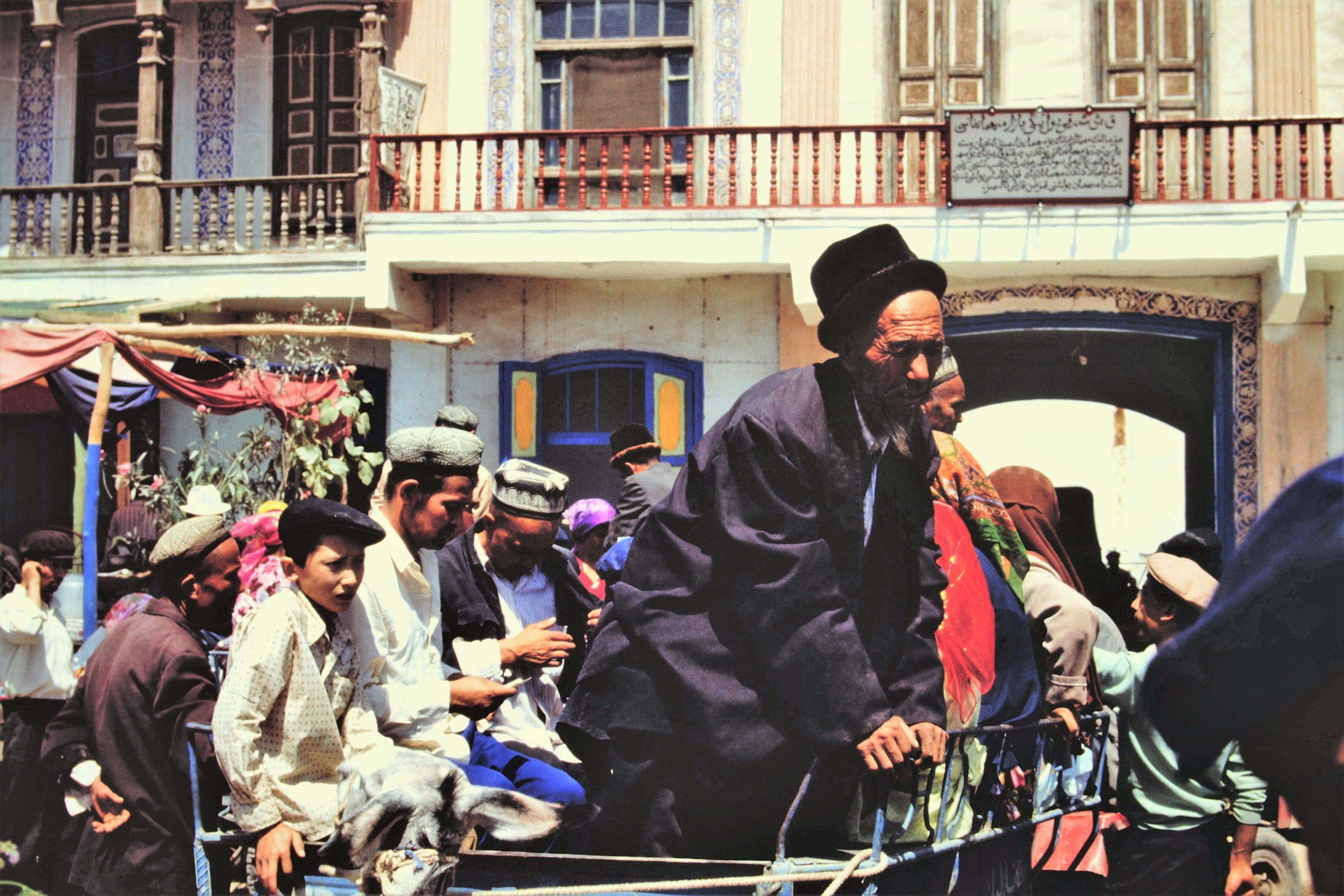 Chez les Ouïghours