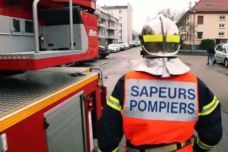 fire brigade lower Rhine (DR)