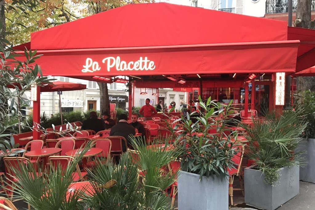 Restaurant La Placette, Paris (DR)