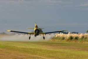 Pesticide application (Photo credit: santiago nicolau on Visualhunt / CC BY-SA)
