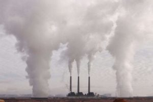 Pollution, a threat to health (Royalty-free photo)