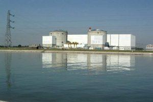 Nuclear power plant of Fessenheim (Photo Wikipedia)