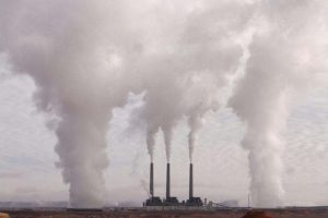 Pollution, a threat to health (Royalty free photo)