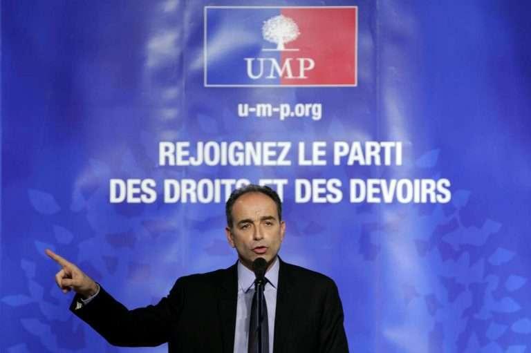 Jean-François Copé ancien président de l'UMP (DR)