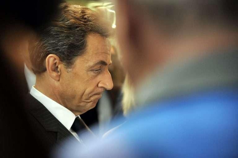Nicolas Sarkozy in trouble (DR)