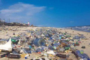 Le fléau du plastique (wikimedia commons)