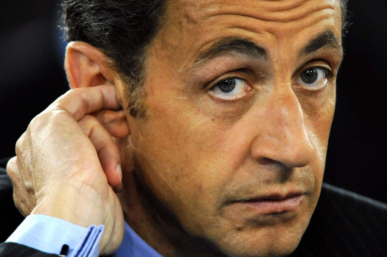 Sarkozy: three years in prison, one of which is a farm!