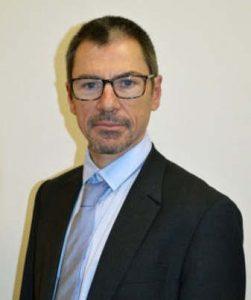 Laurent Massoneau secrétaire-général UDO Unsa-police