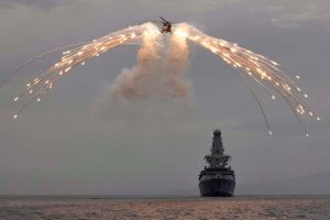 HMS Defender crossed the maritime border of Russia in the Black Sea