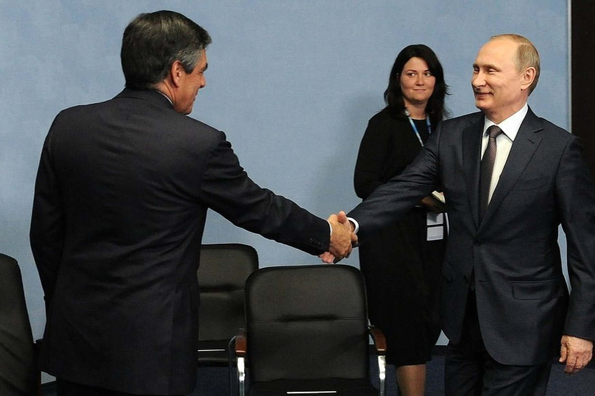 Ex-Prime Minister Fillon to join Russian hydrocarbon company