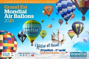 Mondial Air Ballons 2021