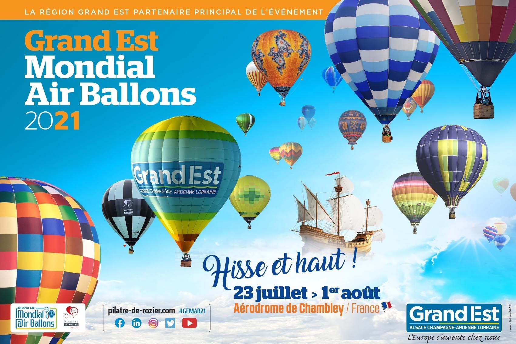 Mondial Air Ballons : 17th edition takes off
