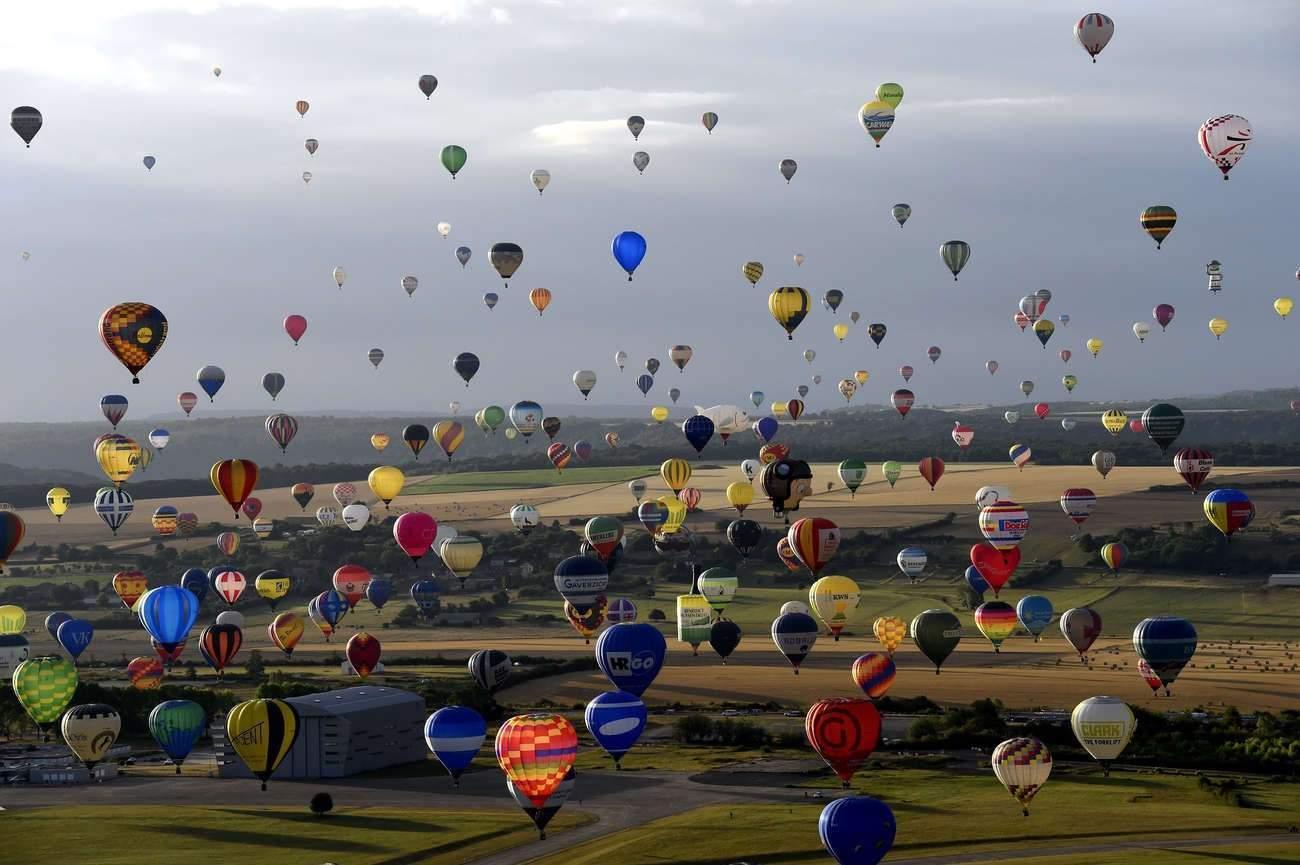 Mondial Air Ballons en 2019