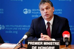 Viktor Orbán, Prime Minister of Hungary at the OECD (Flickr)