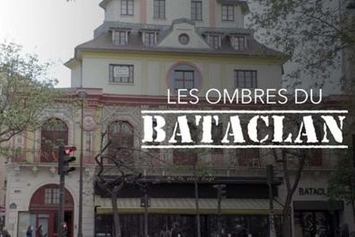 Les ombres du Bataclan (ARTE)