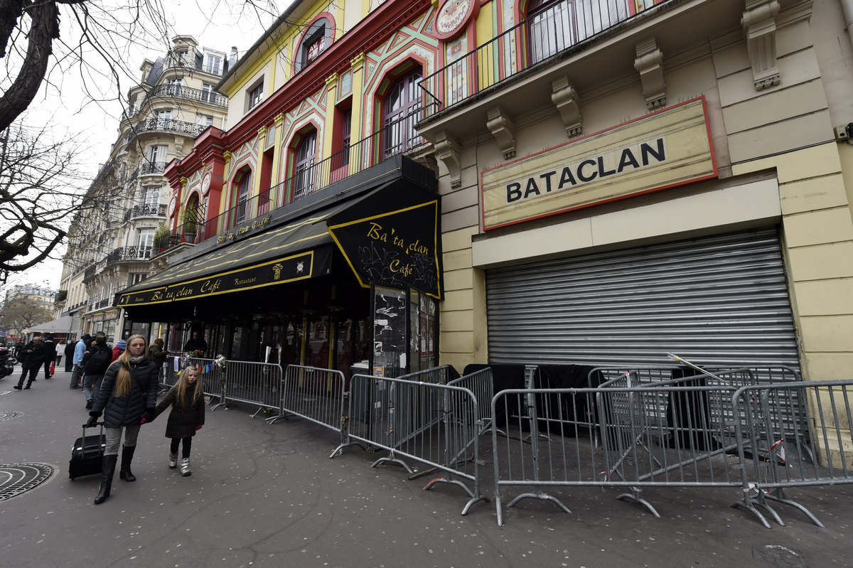 The Bataclan attack left 90 people dead (DR)