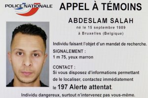 Salah Abdeslam sole survivor of the terrorist commandos (DR)