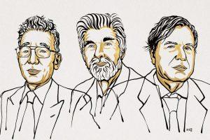 Nobel de Physique Syukuro Manabe, Klaus Hasselmann etGiorgio Parisi